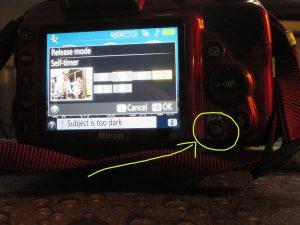 release-mode-knapp